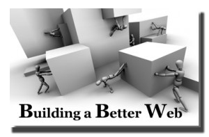 Building a Better web